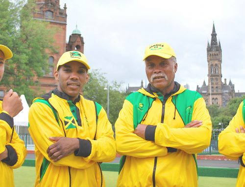 Caribbean bowlers join world family
