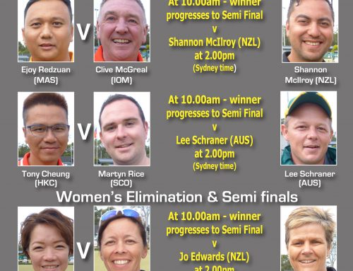 World Singles Champion of Champions – Day 5