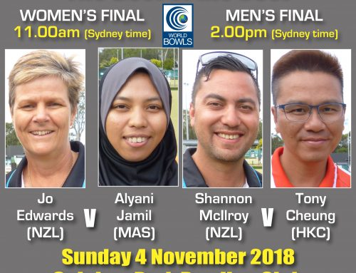 World Singles Champion of Champions – Day 6