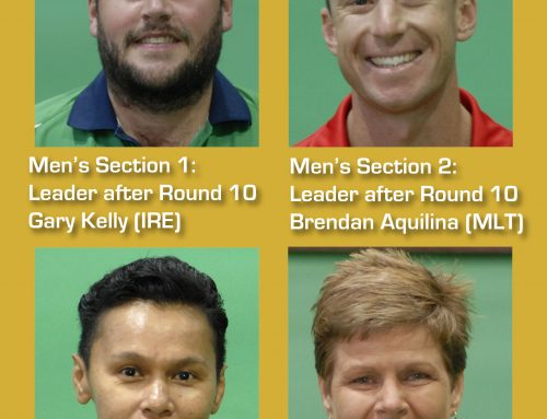 World Cup indoor singles – Day 6