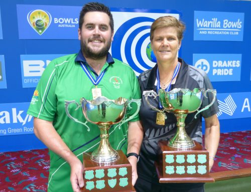 World Cup indoor singles – Day 9