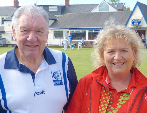 Complete all-rounder joins World Bowls board