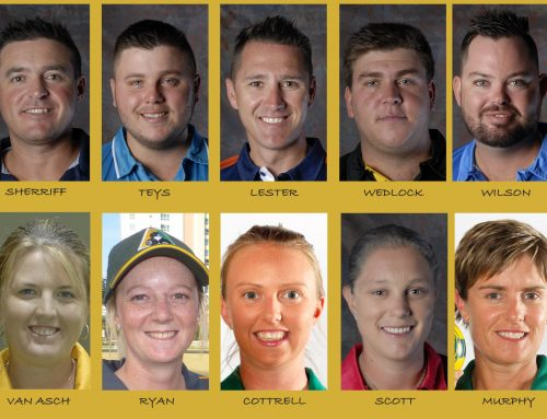 Jackaroos named for World Bowls Challenge