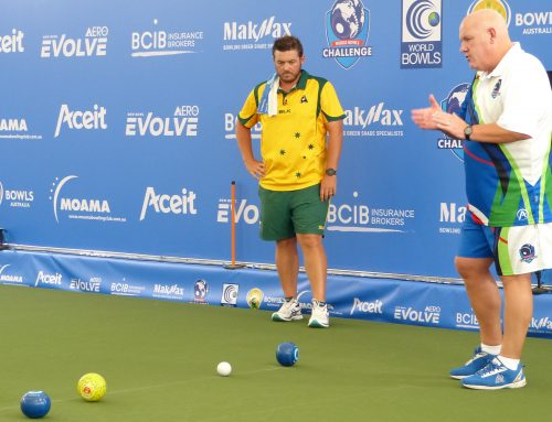 Jackaroos draw first blood