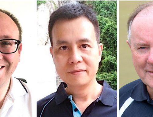 New faces on World Bowls board