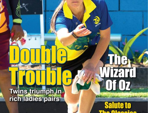 Latest Inside Bowls Magazine Now On-line
